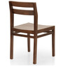 Oslo-Barcelona Six Seater Dining Set in Provincial Teak Finish by The ArmChair