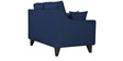Ithaca Impulse Two Seater Sofa in Teal Blue Colour by Urban Living