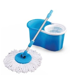 Parrk 360 Spin Mop Easy Wash Magic Mop, Spin Easy Mop
