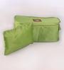 Packnbuy Fabric Green Travel Innerwear Organiser