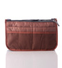 Packnbuy Nylon Brown Purse Switcher Handbag Organiser