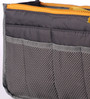 Packnbuy Nylon Grey Purse Switcher Handbag Organiser