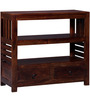 Belmont Book Shelf in Provincial Teak Finish by Woodsworth