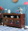 Belmont Cabinet in Provincial Teak Finish by Woodsworth