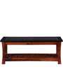 Raliegh Ivy Coffee Table in Dual Tone Finish by Woodsworth