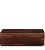 Hudson Coffee Table in Provincial Teak Finish by Woodsworth