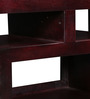 Madison Display Unit in Passion Mahogany Finish by Woodsworth
