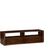 Savannah Solid Wood Entertainment Unit in Provincial Teak Finish by Woodsworth