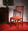 Winona Dining Chair in Honey Oak Finish by Woodsworth