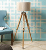 Paloma Floor Tripod Lamp Base by CasaCraft