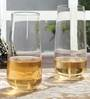 Pasabahce Chique 470 ML Highball Whisky Glasses - Set of 4