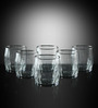 Pasabahce Dance 365 ML Whisky Glasses - Set of 6