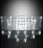Pasabahce Space Glass 200 ML Water Glass - Set of 6