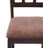 Peak Dining Chair in Brown Colour by @ Home