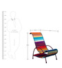 Pelican Chair In California Sunsetby Color By Sahil Sarthak Designs