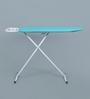 Peng Essentials Steel Aqua Blue Ironing Board