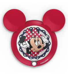 Philips Disney Minnie Mouse Sensor LED Wall Light In Red Colour