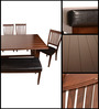 Phacelia Six Seater Dining Set with Bench by HomeTown