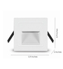 Philips 30974 Recessed LED Ceiling Spot Light