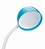 Philips Blue Polycarbonate 72008 Desk Lamp