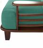 Phoenix One Seater Sofa in Teal Colour by Vive