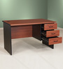 Pine Crest Admire Office Table 4 x 2 with 3 drawers