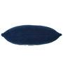 Pluchi Car Cushion Pillow in Dark Navy & Natural Colour