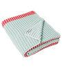 Pluchi Liliana Knitted Single-Size Throw Blanket