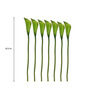 Pollination Green Calla Lily Artificial Flowers - Set of 7