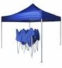 Pop-Up Garden Canopy in Blue by Adapt Affairs