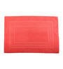 Portico New York Oranges Cotton 27 x 19 Bath Mat