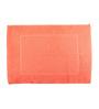 Portico New York Oranges Cotton 27 x 19 Bath Mat