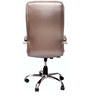Posse Executive High Back Chair in Grey Color By VJ Interior