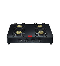 Prestige GT04 4-burner Glass Cooktop