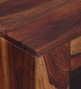 Presque Console Table in Provincial Teak Finish by Woodsworth