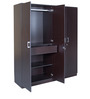Prime Four Door Wardrobe in Wenge Colour by HomeTown