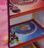 Princess Shine Kids Portable Wardrobe in Pink Colour by Disney