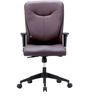 Proactive High Back Office Chair in Black Color by Blue Bell
