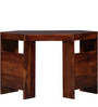 Elkhorn Study & Laptop Table in Provincial Teak Finish by Woodsworth