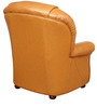 Queen One Seater Sofa in Mustard Colour by Star India