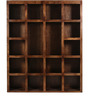 Oakland Solid Wood Book Shelf in Provincial Teak Finish by Woodsworth