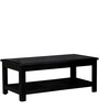Woodinville Coffee Table in Espresso Walnut Finish by Woodsworth