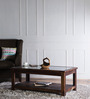 Woodinville Coffee Table in Provincial Teak Finish by Woodsworth