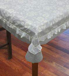 R Home Multicolour Cotton Table Cover ( Model No: RHTL 103C )