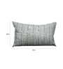 R Home Grey Sequence Cushion Cover