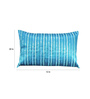 R Home Turquoise Sequence Cushion Cover