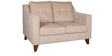Ravioli Two Seater Sofa in Beige Colour by HomeTown