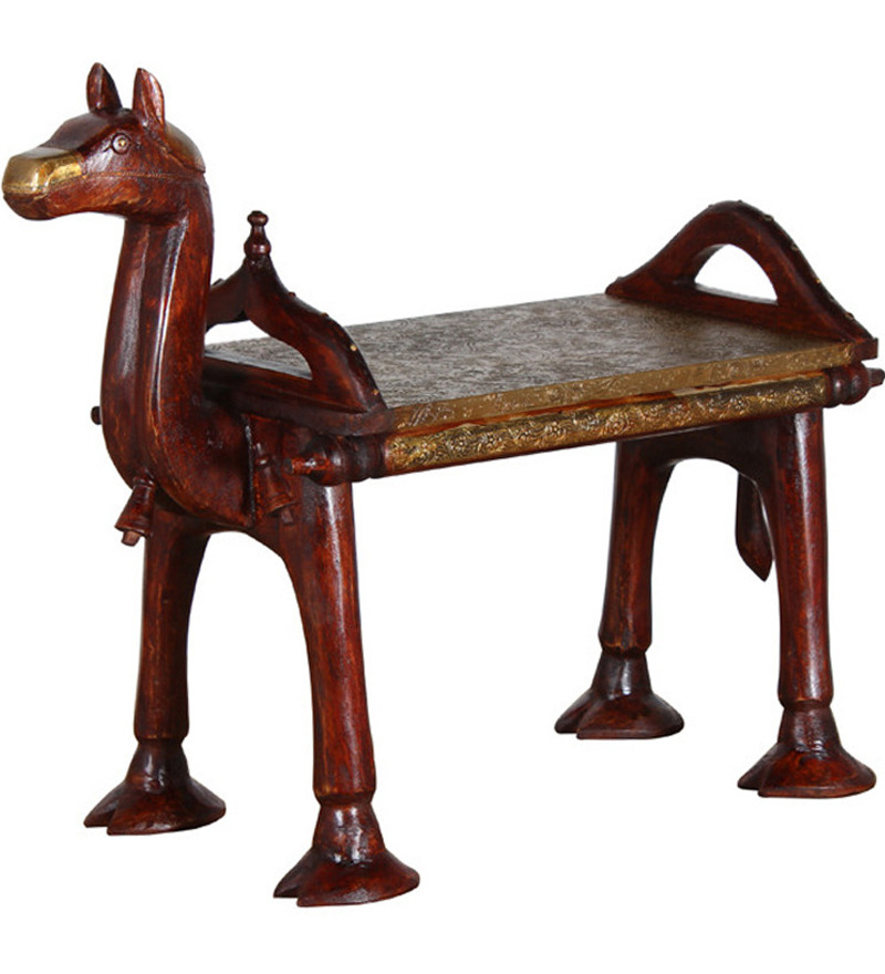 Subrata Ethnic Coffee Table In With Mudramark By Saffron Art Craft Online End Tables