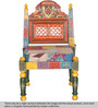 Raaga - Patchwork Chair by Mudramark