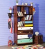 Medina Book Shelf in Multi-Colour Finish by Woodsworth